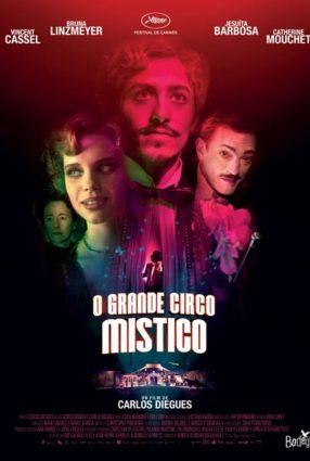 Cartaz do filme O GRANDE CIRCO MÍSTICO