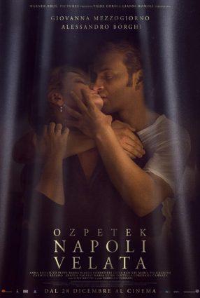 Cartaz do filme O SEGREDO DE NAPOLI – Napoli Velata
