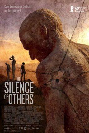 Cartaz do filme O SILÊNCIO DOS OUTROS – The Silence of Others