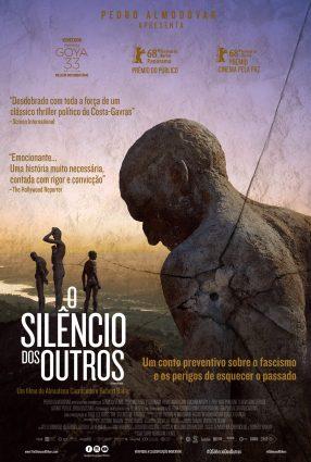 Cartaz do filme O SILÊNCIO DOS OUTROS – El Silencio de Otros