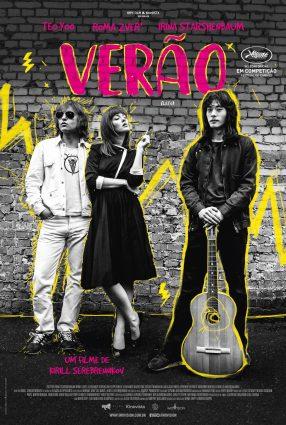 Cartaz do filme VERÃO – Leto  | 42ª Mostra SP