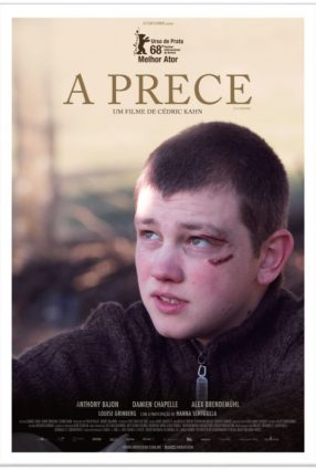 Cartaz do filme A PRECE – La Prière