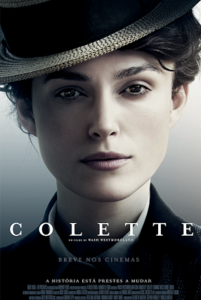 Cartaz do filme COLETTE