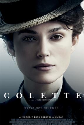 Cartaz do filme COLETTE