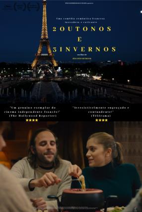 Cartaz do filme 2 OUTONOS E 3 INVERNOS – 2 Automnes 3 Hivers