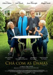 CHÁ COM AS DAMAS – Tea With the Dames