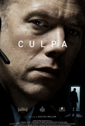 Cartaz do filme CULPA – The Guilty
