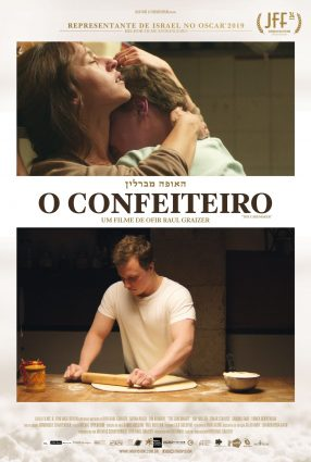 Cartaz do filme O CONFEITEIRO – The Cakemaker