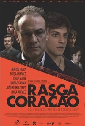 Cartaz do filme RASGA CORAÇÃO