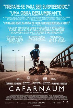 Cartaz do filme CAFARNAUM – Capharnaüm