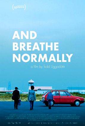 Cartaz do filme INSPIRE, EXPIRE – And Breathe Normally