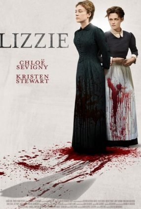 Cartaz do filme LIZZIE