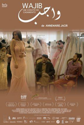 Cartaz do filme UM CONVITE DE CASAMENTO – Wajib