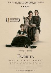 A FAVORITA – The Favorite