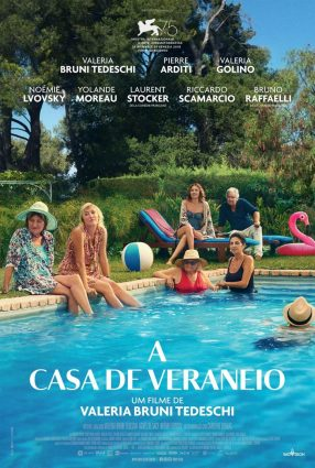 Cartaz do filme CASA DE VERANEIO – Les Estivants