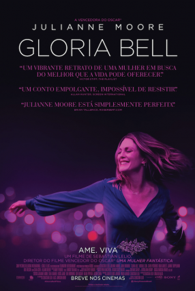 Cartaz do filme GLORIA BELL