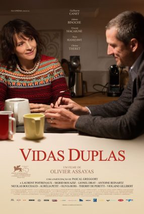 Cartaz do filme VIDAS DUPLAS – Doubles Vies