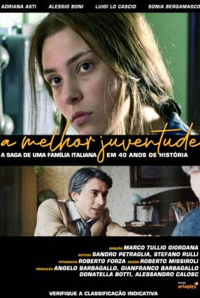 Cartaz do filme A MELHOR JUVENTUDE – LA MEGLIO GIOVENTÙ