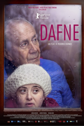 Cartaz do filme DAFNE