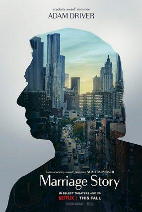 Cartaz do filme HISTÓRIA DE UM CASAMENTO – MARRIAGE STORY