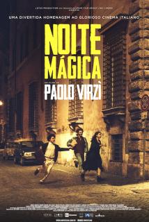 Cartaz do filme NOITE MÁGICA – Notti Magiche