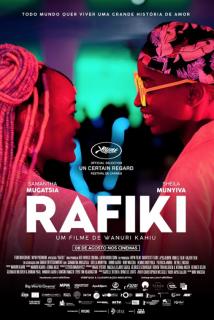 Cartaz do filme RAFIKI