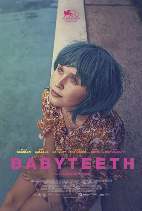 Cartaz do filme DENTE DE LEITE – BABYTEETH