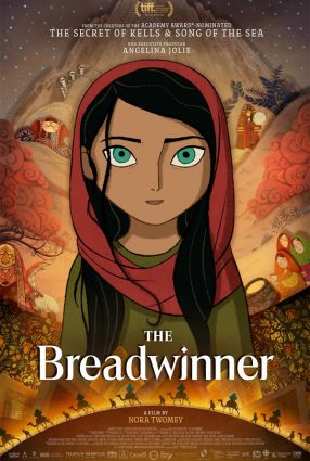 Cartaz do filme A GANHA-PÃO – The Breadwinner