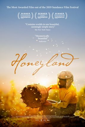 Cartaz do filme HONEYLAND