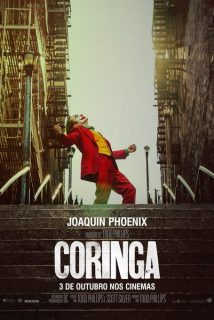 Cartaz do filme CORINGA – JOKER