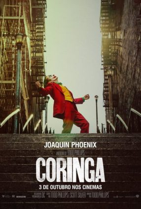 Cartaz do filme CORINGA – JOKER