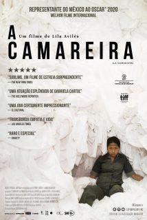 Cartaz do filme A CAMAREIRA – LA CAMARISTA