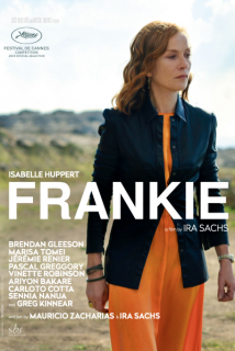 Cartaz do filme FRANKIE