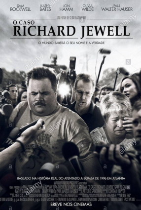 Cartaz do filme O CASO RICHARD JEWELL – RICHARD JEWELL