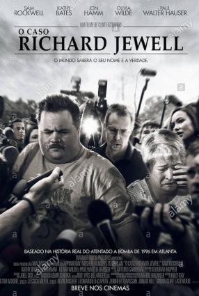 Cartaz do filme O CASO RICHARD JEWELL – RICHARD JEWELL