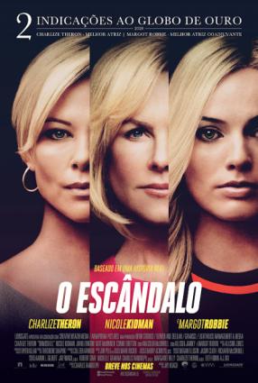 Cartaz do filme O ESCÂNDALO – BOMBSHELL