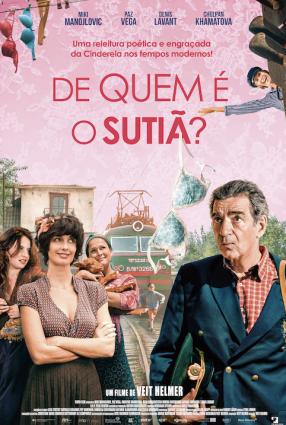 Cartaz do filme DE QUEM É O SUTIÃ? – THE BRA