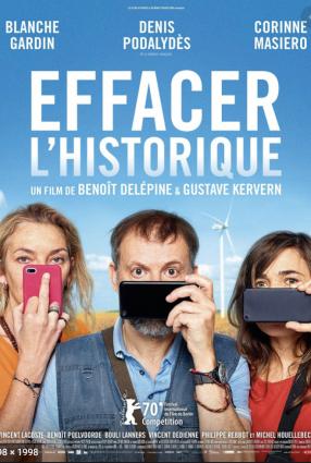 Cartaz do filme EFFACER L'HISTORIQUE | DELETE HISTORY