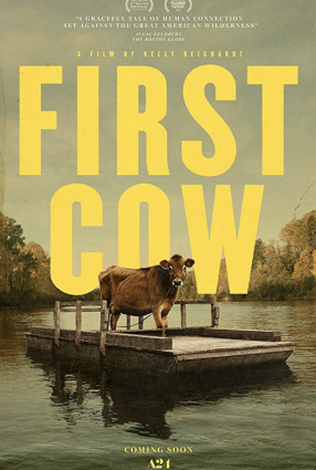 Cartaz do filme FIRST COW | 70. BERLINALE