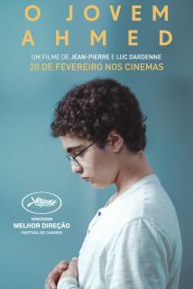 Cartaz do filme O JOVEM AHMED – Le Jeune Ahmed