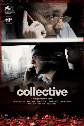 Cartaz do filme COLECTIV – COLLECTIVE