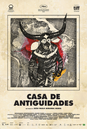 Cartaz do filme CASA DE ANTIGUIDADES