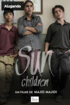 Cartaz do filme CRIANÇAS DO SOL – SUN CHILDREN