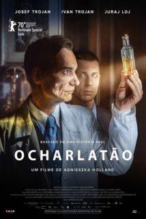 Cartaz do filme O CHARLATÃO – CHARLATAN
