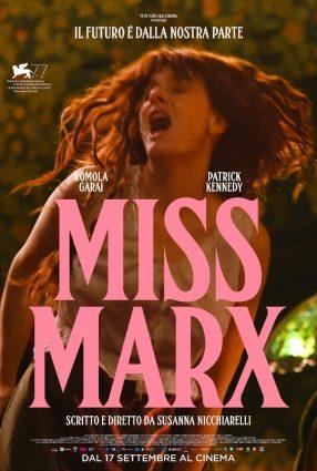 Cartaz do filme MISS MARX