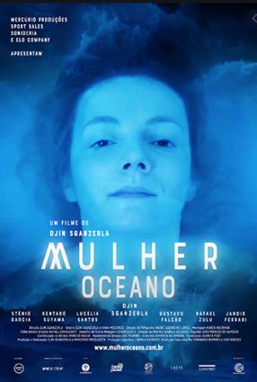 Cartaz do filme MULHER OCEANO