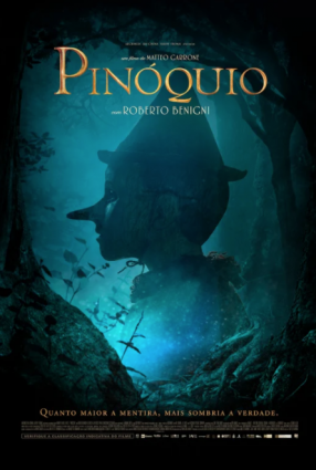 Cartaz do filme PINÓQUIO – PINOCCHIO
