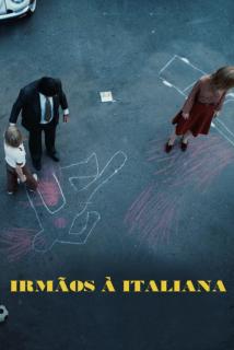 Cartaz do filme IRMÃOS À ITALIANA – PADRENOSTRO