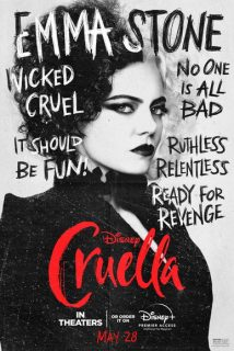 Cartaz do filme CRUELLA