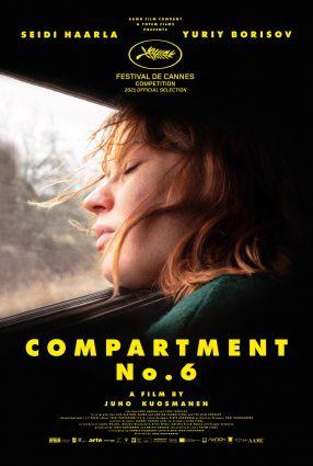 Cartaz do filme COMPARTMENT Nº 6